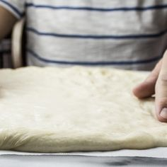 Simple, Quick Homemade Pizza Dough