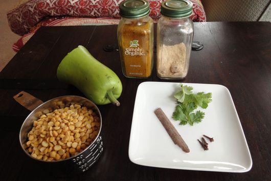 Split bengal gram lentil