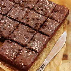 Breakfast Date Brownie