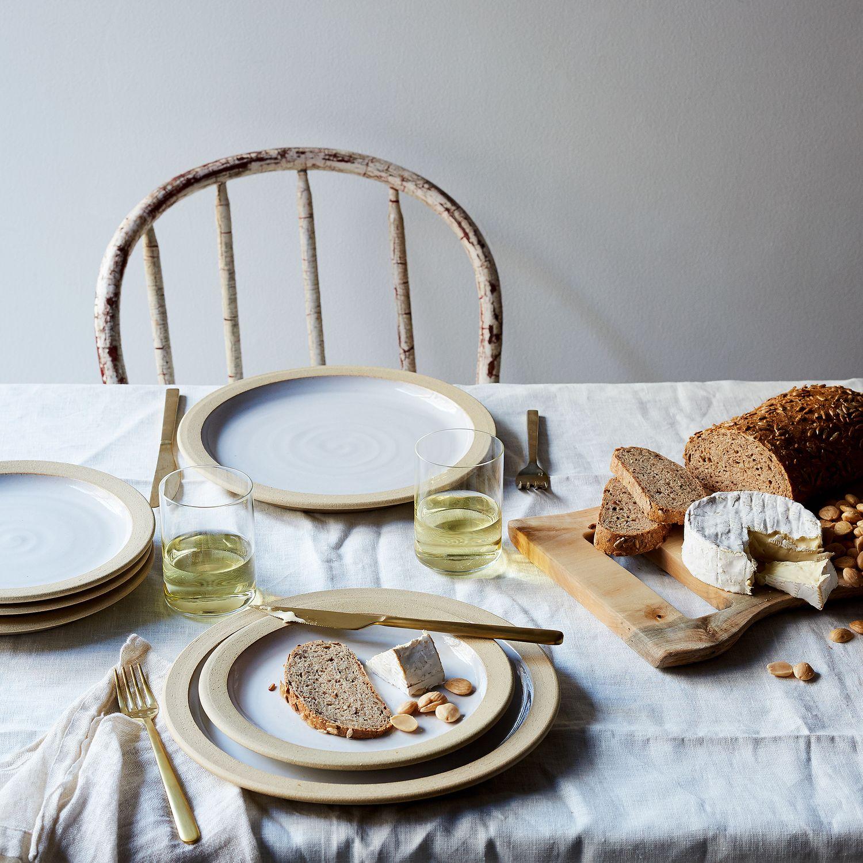 Handmade Farmhouse Part Glazed Dinnerware On Food52