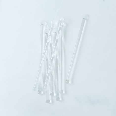 Glass Drink Stirrers