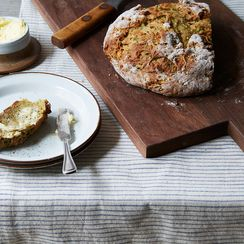 A Naturally Green Irish Soda Bread for St. Patrick's Day (& Beyond)