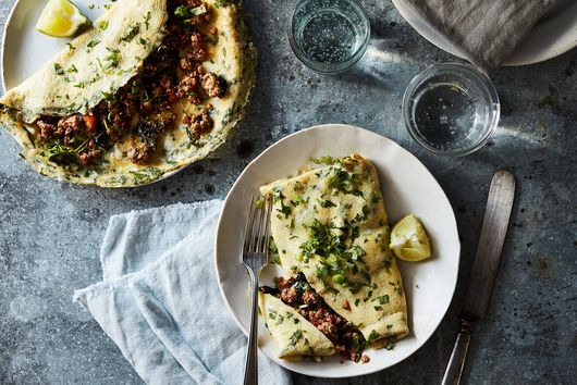 A Thai-Spiced Omelet That Tastes Like Dinner (or Breakfast)