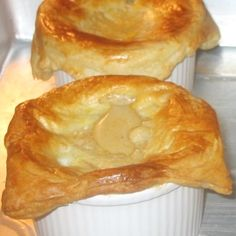 Chicken Potpie in a Pinch