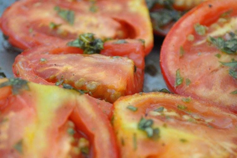 Slow Roast Tomatoes
