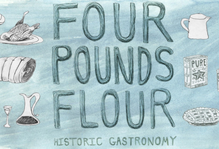 Four Pounds Flour