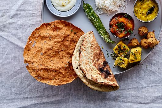 "You'll Never Believe How America Used to Spell ""Naan"""