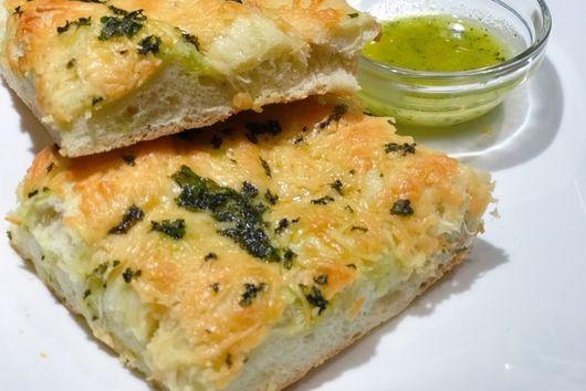 Cheese & Herb Focaccia