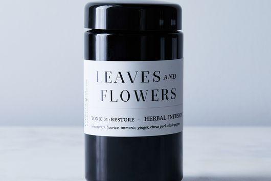 Leaves & Flowers Herbal Infusions