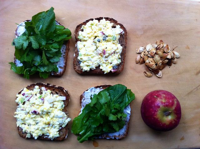 Amanda's Kids' Lunch froM Food53