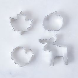 Autumn Cookie Cutter Set