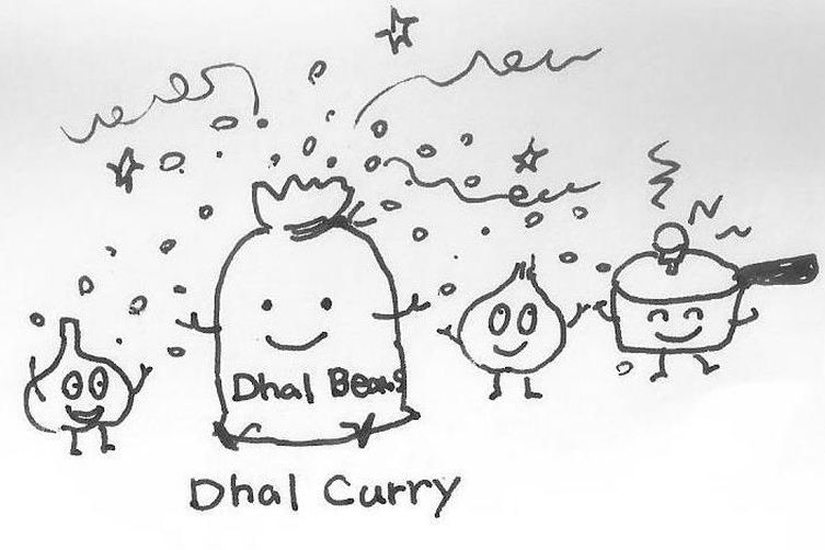 Lentil Curry(Dhal Curry)