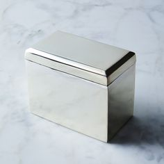 Beveled Keepsake & Recipe Box