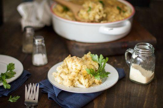 Best Cauli Mac and Cheese