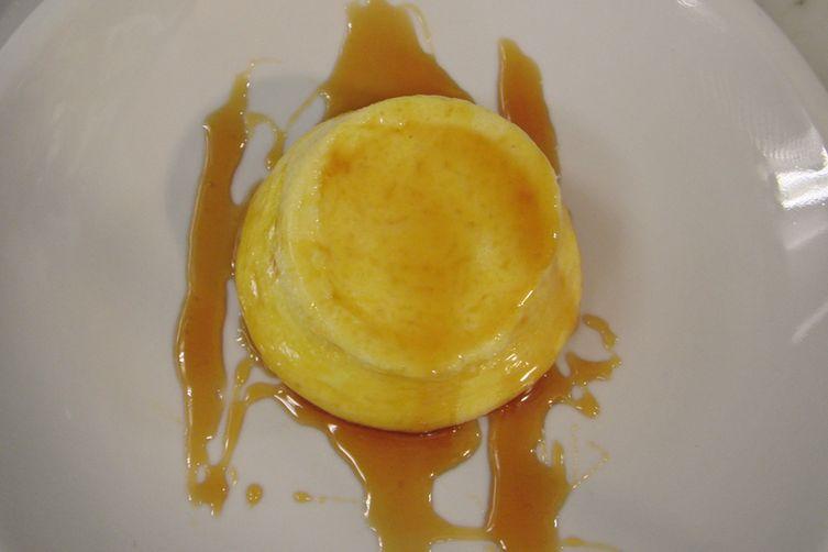 Sformatino di Pecorino al Miele - Pecorino Soufflé with Honey