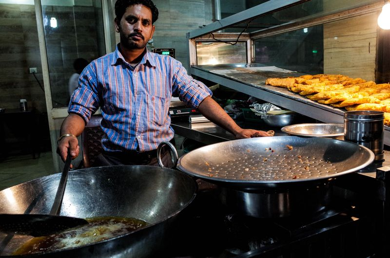 Street food in Amritsar is a world of its own.