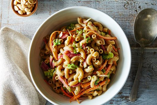 23 Pasta & Noodle Salads That Are Potluck Superstars