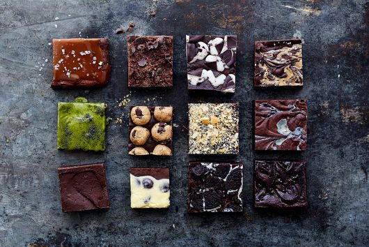 12 Ways to Take Brownies Where They've Never Been Before