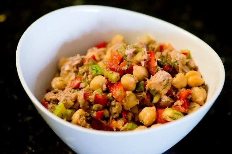 Light, Bright Tuna Salad