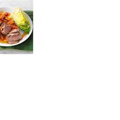 Pork Tenderloin and Apple Ragu