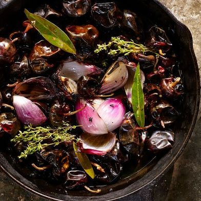 Hartwood Restaurant's Roasted Chili Oil