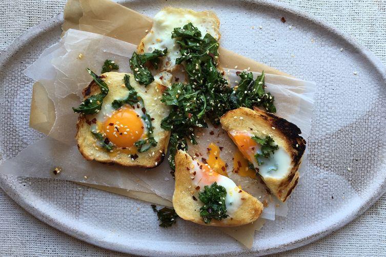 eggs em style