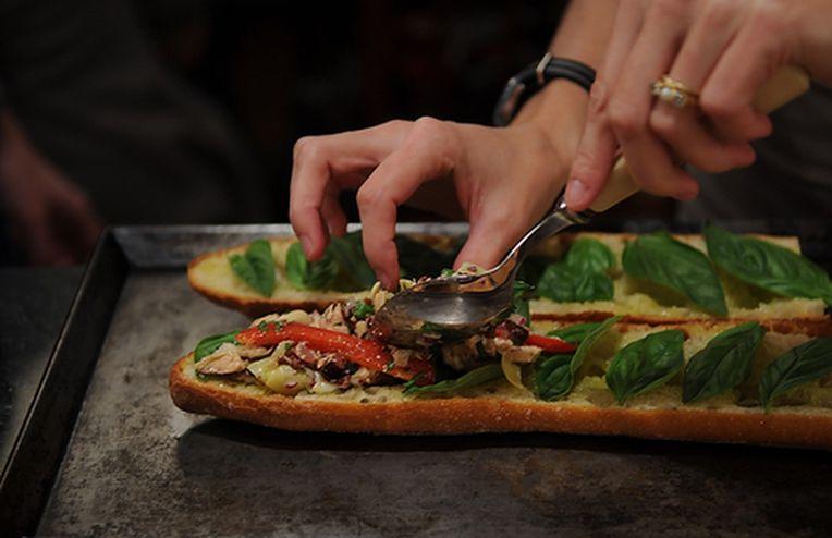 Pan Bagnat: Le French Tuna Salad Sandwich