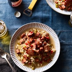 "Red Beans & Rice With a ""Secret"" Ingredient (That Everybody Knows)"