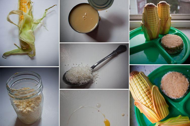 Alphacornes (Alfajores + Extra Corn)