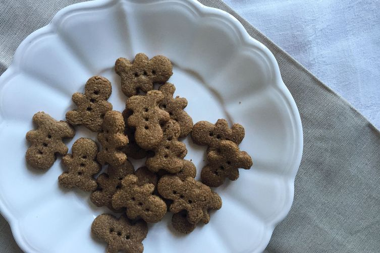 Homemade Teddy Grahams