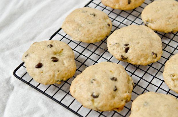 Chocolate Chip Banana Bread Cookies