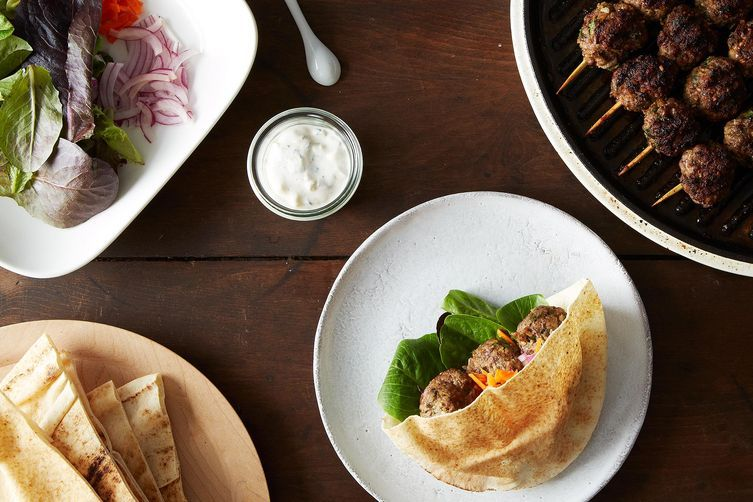 Kofta Pocket from Food52