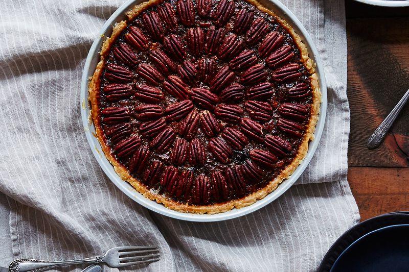 Craig & Kathleen Claiborne's Mississippi Pecan Pie