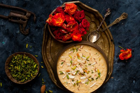 Creamy Indian Rice Pudding (Kheer)