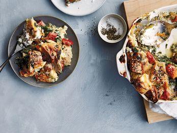 I Made Chrissy Teigen's Everything Bagel Casserole & Nearly Set My Kitchen on Fire