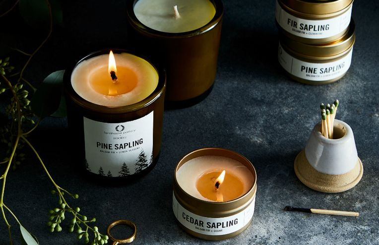 10 Delicious Fall Candles We're Lighting Up This Season