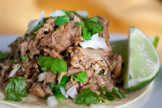 Cuban Pulled Pork Tacos