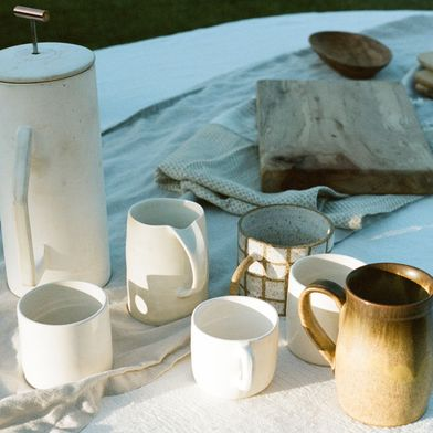 Embrace Wabi-Sabi to Become a More Relaxed Host