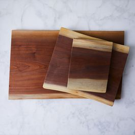 Handcrafted Organic Edge Walnut Board