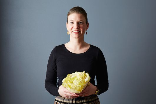 Meet Lindsay-Jean, The Food52 Editor Who Cooks with Scraps