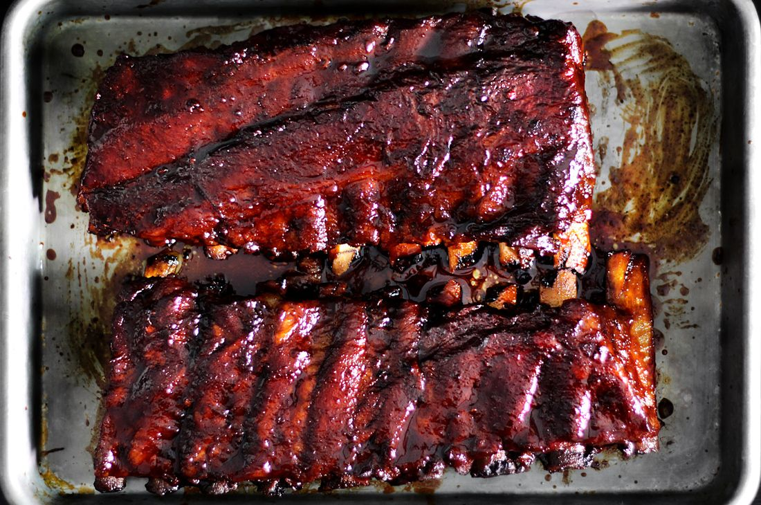Soy Sauce Ribs