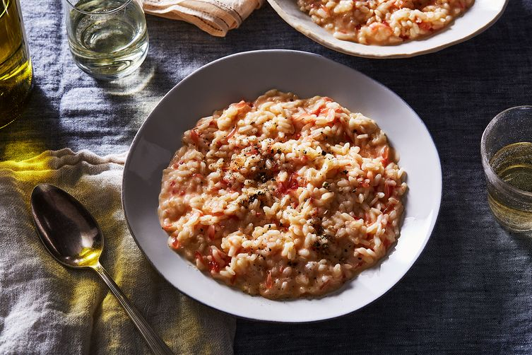 Judy Rodgers' Citrus Risotto