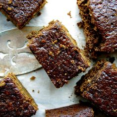 Old-Fashioned Gingerbread Cake