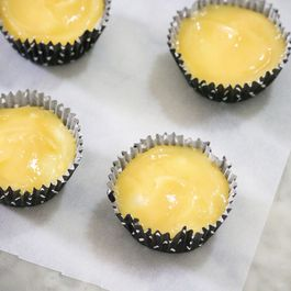 Lemon Curd No-Bake Cheesecake