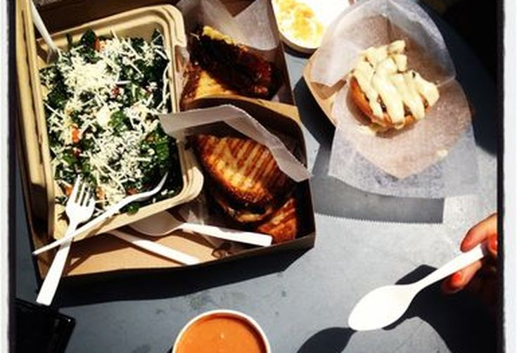 Eat This: Lunch at The High Line