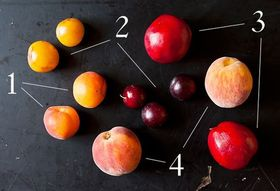 Down & Dirty: Peaches, Plums, Apricots