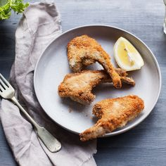 Fried Lamb Chops (Cotolette di Agnello Fritte)
