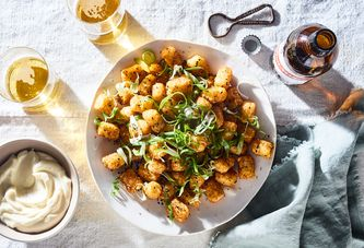 Crispy, Crunchy Tater Tots Are a Weeknight Superhero