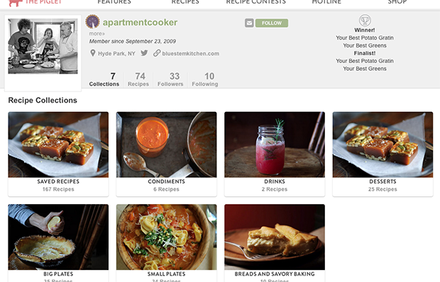 Introducing recipe collections you can save recipes to your collections and create new collections from the green save buttons that appear on recipes all over the site forumfinder Gallery