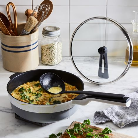 Remy Nonstick Space-Saving Saucepan